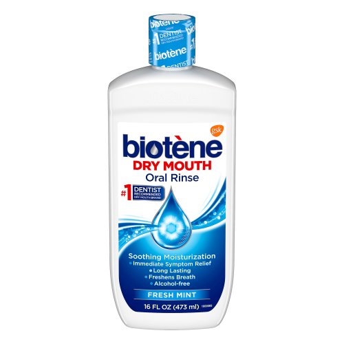biotene dry mouth oral rinse reviews
