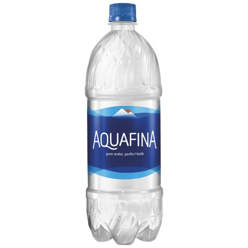 Water - 1 Liter Single Bottle