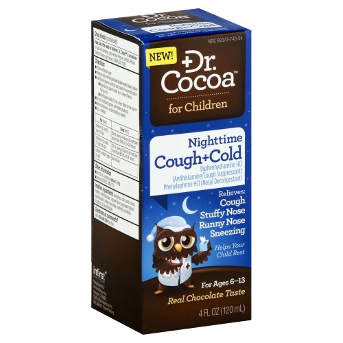 how to stop cough in child at night