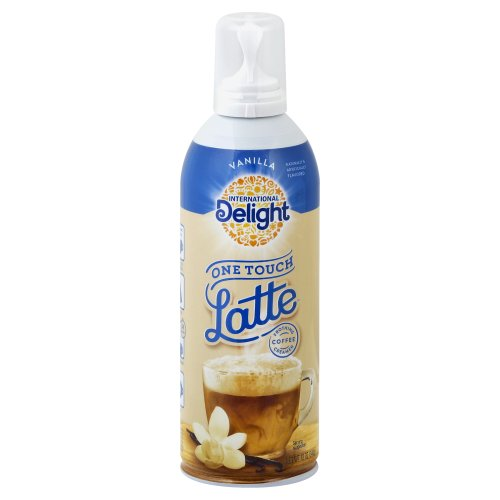 International Delight One Touch Latte Vanilla Frothing