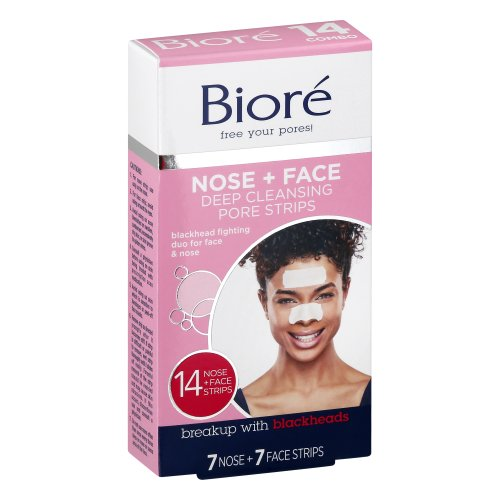 Pore Strips - Deep Cleansing Face & Nose