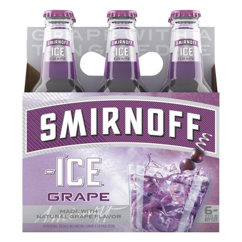 Smirnoff Premium Malt Beverage Ice Wild Grape 67 20 Fl
