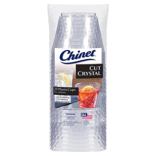 Chinet - Plastic Cups 25.00-ct / SKU 037700382549  sc 1 st  Harris Teeter & CupsPlatesWares at Harris Teeter