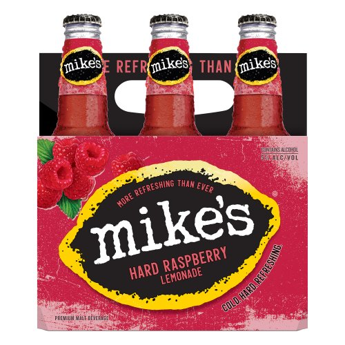 Mikes Raspberry Lemonade 67 20 Fl Oz Harris Teeter
