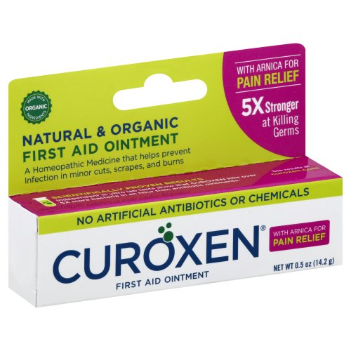 First Aid Ointment with Arnica for Pain Relief