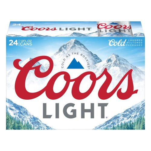 24 Pack - Cans