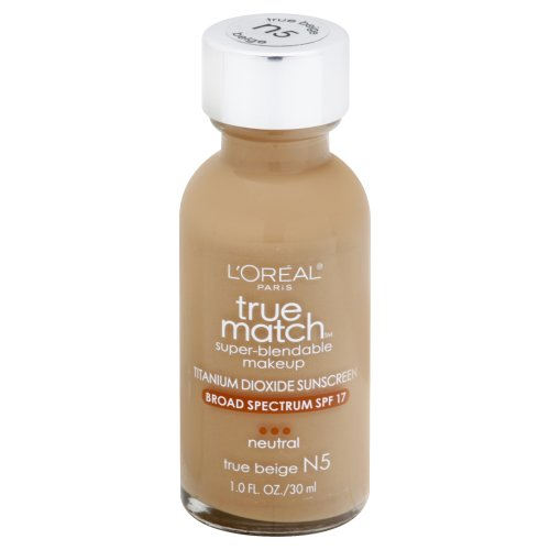 Loreal paris true match super blendable true beige neutral makeup jpg 500x500 160 sand beige almay