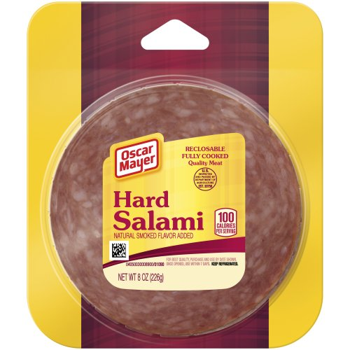 Oscar Mayer Nutritional Facts moreover 044700010907 in addition 150391 Hebrew National Beef Salami 8 Oz besides 037600554015 further  on oscar mayer hard salami nutrition facts