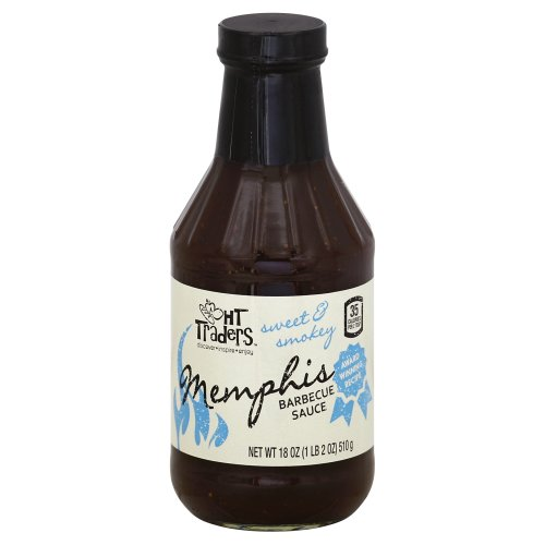 Sweet & Smokey Memphis Barbecue Sauce