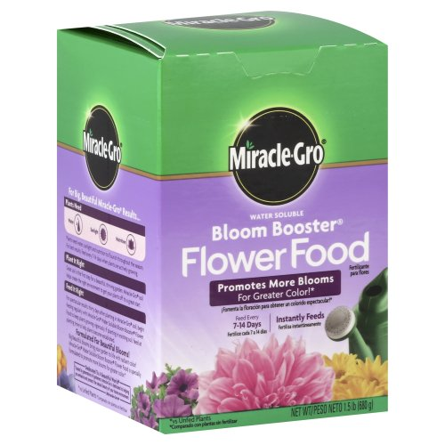 Plant Food Bloom Booster