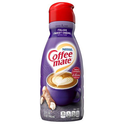 Coffee Mate - Italian Sweet Creme Coffee Creamer 32.00-oz / SKU: 050000281428