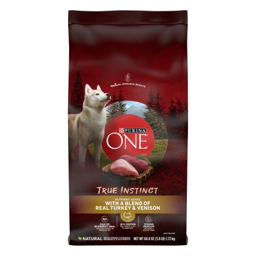 Purina One Smartblend True Instinct Dry Dog Food With A Blend Of