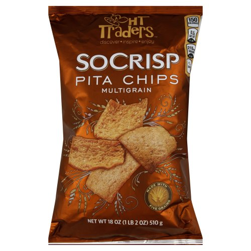 So Crisp Pita Chips - Multigrain