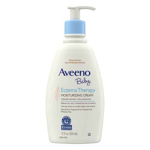 AVEENO BABY Eczema Therapy Moisturizing Cream 12.00 oz