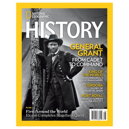 National Geographic Magazine, History, March 2021/April 2021 1.00 each Harris Teeter