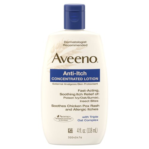 AVEENO Anti-Itch Concentrated Lotion 4.00 fl oz