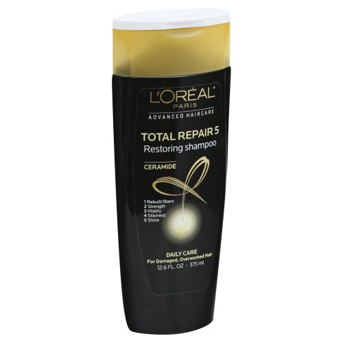 L'Oreal Paris Hair Expert Total Repair 5 Shampoo 12.60 fl oz