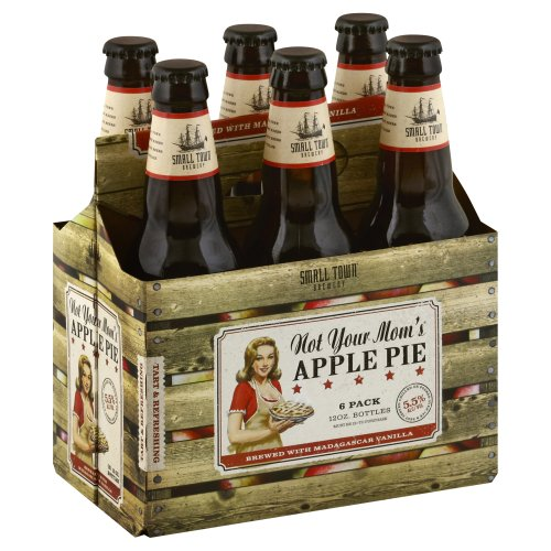 Legacy Fort Mill >> Not Your Mother's Apple Pie Beer - 6 Pack Bottles 72.00 fl ...