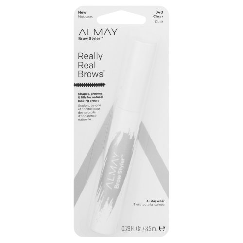 036d4377a1e Almay Brow Styler - Brow Mascara, Clear, 040 0.29-oz / SKU: 309970173043