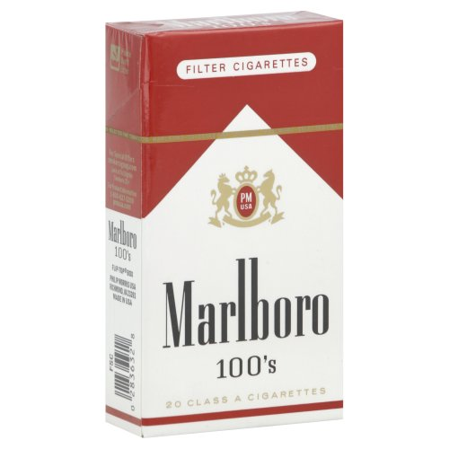 Marlboro Cigarettes Box 100 S 1 00 Ct Harris Teeter