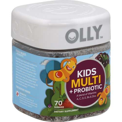 Kids Multi Vitamin and Probiotic Supplements