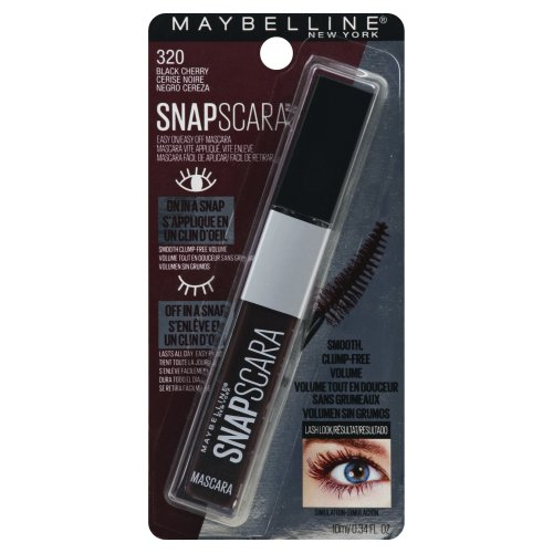 16526e1841a Maybelline Mascara, Black Cherry 320 0.34 oz Harris Teeter