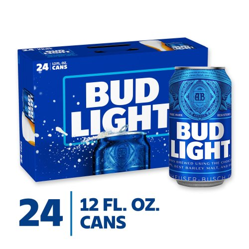 Beer   24 Pack Cans