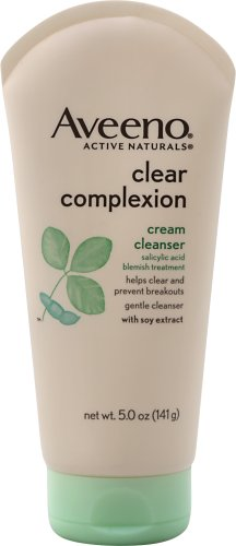 AVEENO Clear Complexion Cream Cleanser 5.00 oz