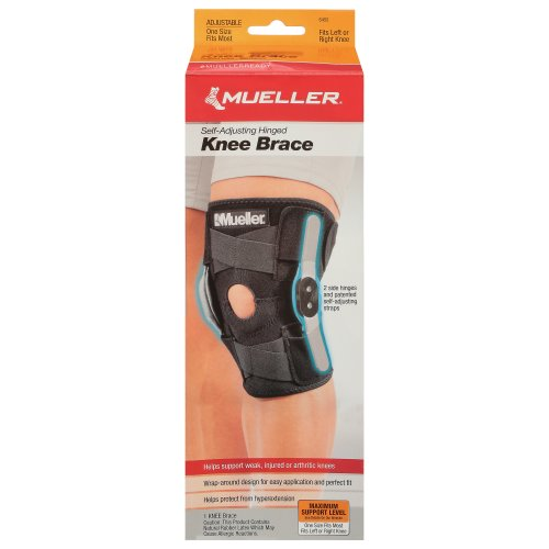 bcce98a31e Mueller Sport Care Knee Brace - Adjustable Hinged One Size 1.00 each ...