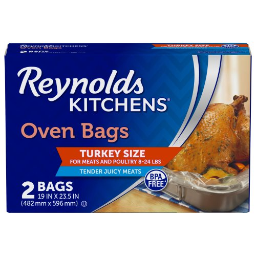 Oven Bags - Turkey Size