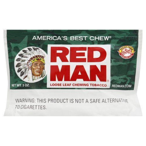 how to use chewing tobacco redman
