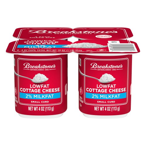 Cottage Cheese - Low Fat Small Curd Snack Size