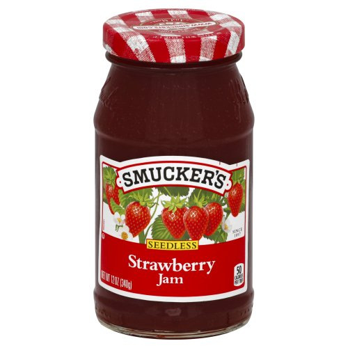 Jam - Seedless Strawberry