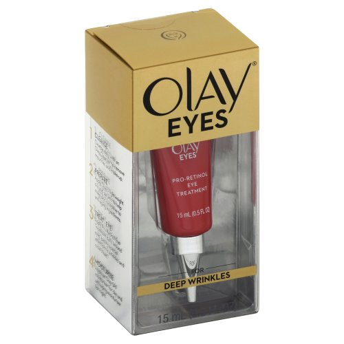 Olay Eyes Pro Retinol Eye Cream Treatment 0 50 Fl Oz Harris Teeter