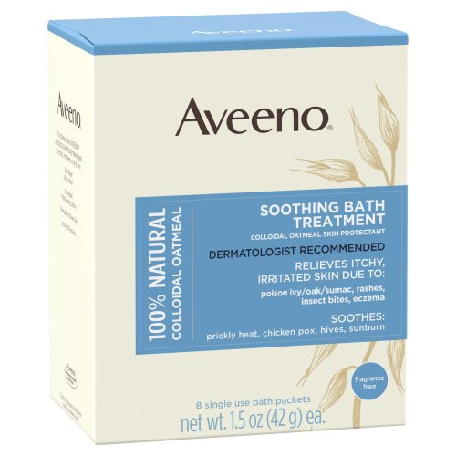 AVEENO Soothing Bath Treatment 8.00 ct
