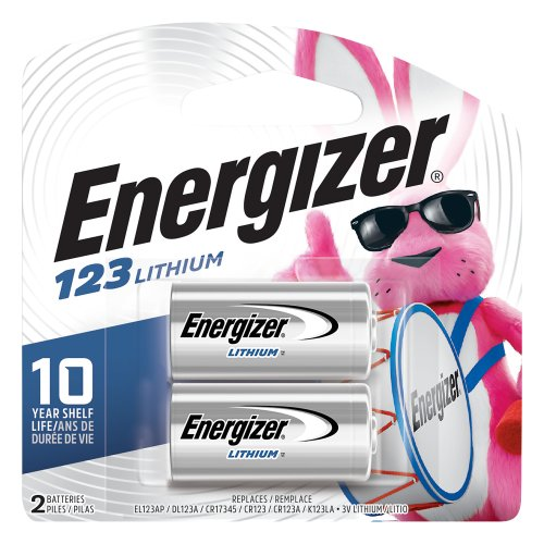 Energizer E2 Lithium Photo Batteries 123 200 Ct Harris Teeter