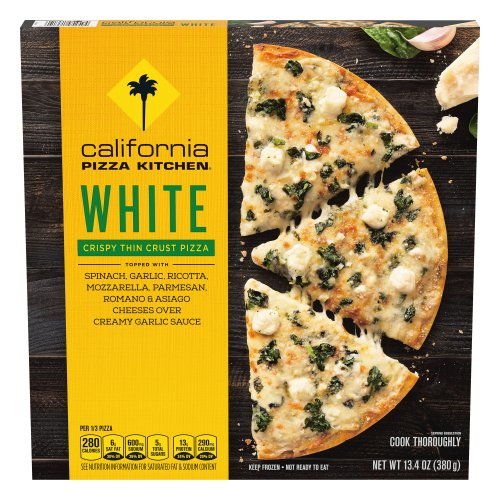 California Pizza Kitchen Box: Cheese Pizza At Harris Teeter
