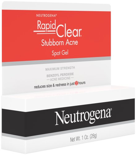 NEUTROGENA Rapid Clear Stubborn Acne Spot Gel 1.00 oz