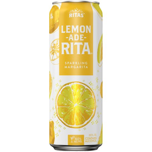Bud Light Lime Ritas Lemon Ade Rita Single Can 25 00 Fl