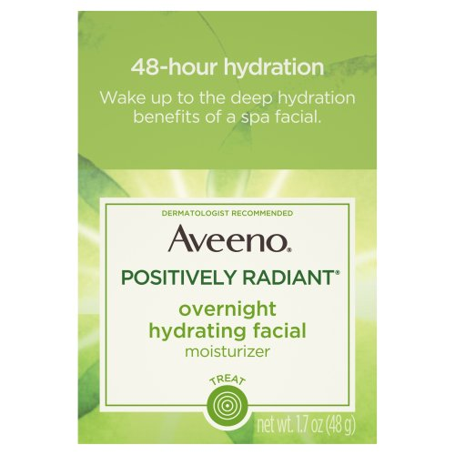 AVEENO Overnight Hydrating Facial Moisturizer 1.70 oz