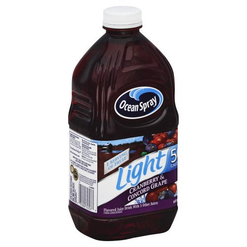 ... Light Cranberry & Concord Grape Juice Drink 64.00 fl oz Harris Teeter