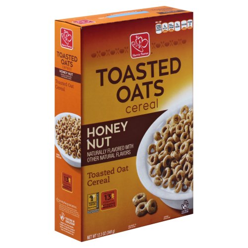 Honey Nut Toasted Oats Cereal