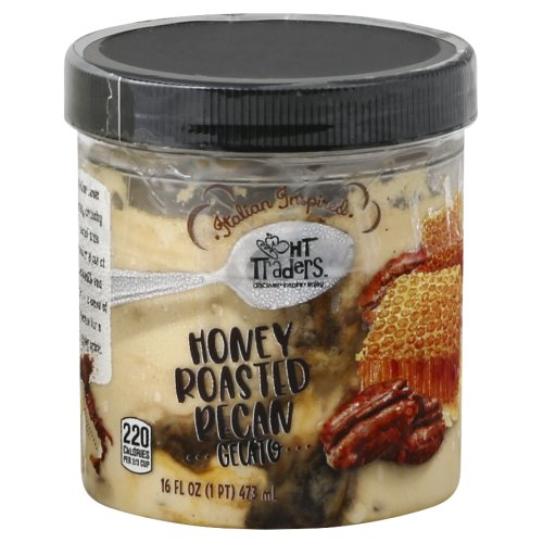 Honey Roasted Pecan Gelato