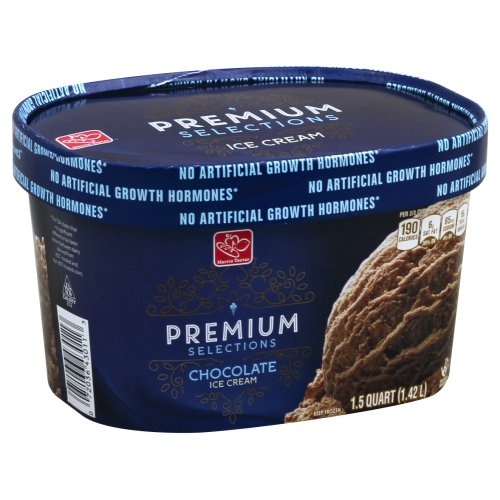 Premium Selections Chocolate Ice Cream