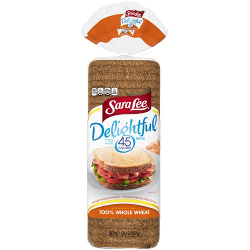 Sara Lee Bread - 100% Whole Wheat with