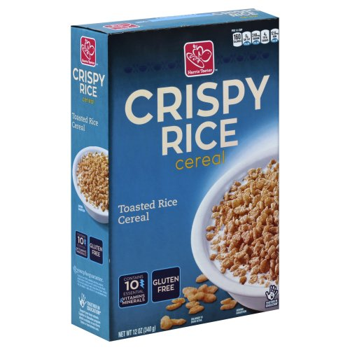 how to make rice crispy cereal