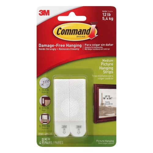 3m Command Medium Picture Hanging Strips 400 Ct Harris Teeter